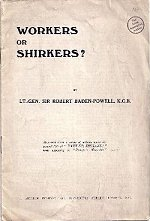 Workers or Shirkers
