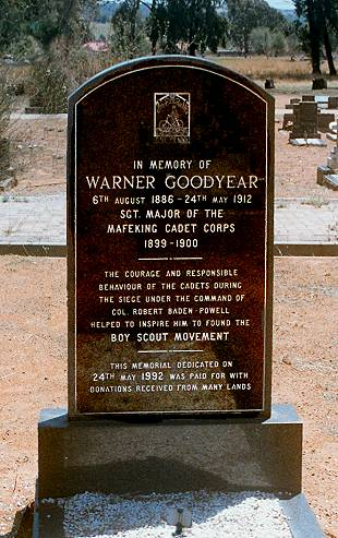 Goodyear's Grave