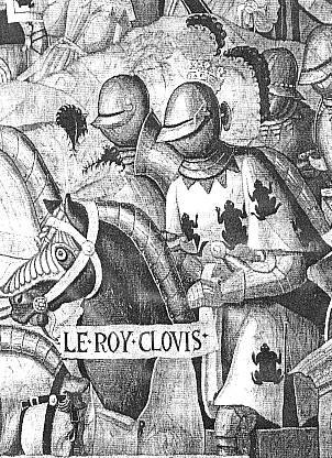 Clovis Surcoat