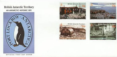 Antarctic First Day Cover